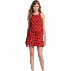 MICHAEL STARS XS Rebecca Beach Stripe Tank Dress